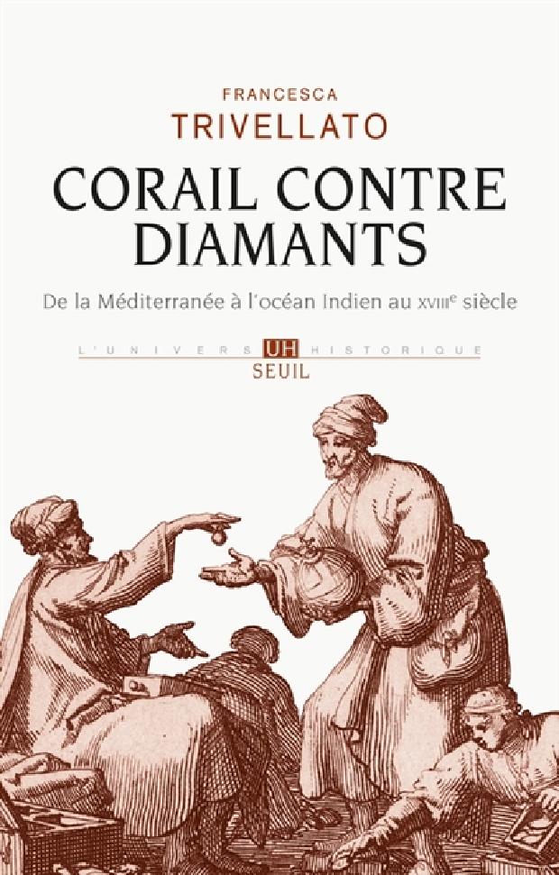 Livre - Corail contre diamants