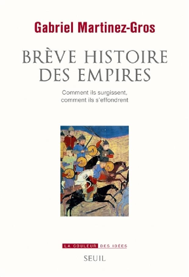 Livre - Brève histoire des empires