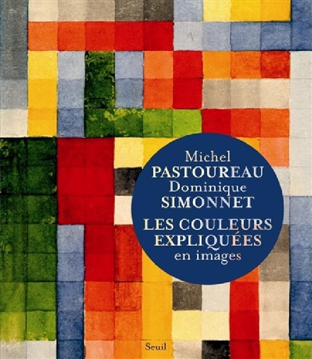 Livre - Les couleurs expliquées en images