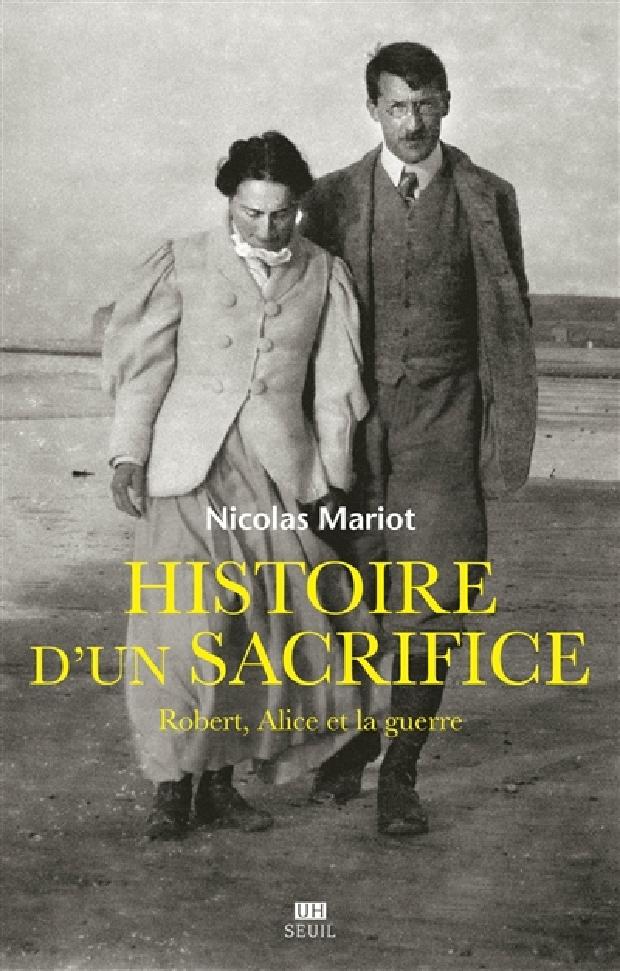 Livre - Histoire d'un sacrifice