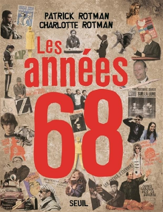 Livre - Les années 68