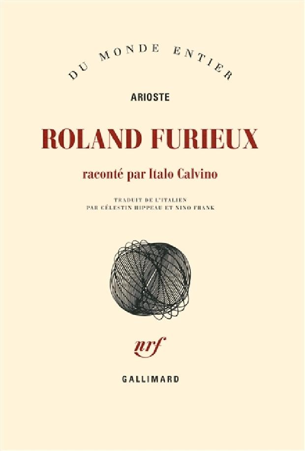 Livre - Roland furieux