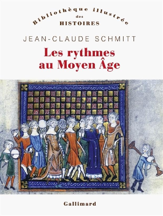 Livre - Les rythmes au Moyen âge