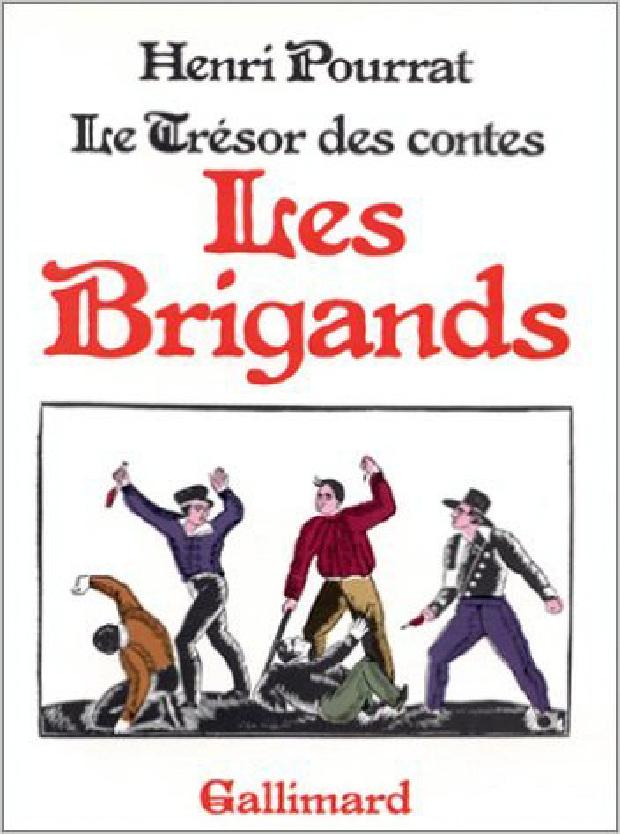 Livre - Les Brigands