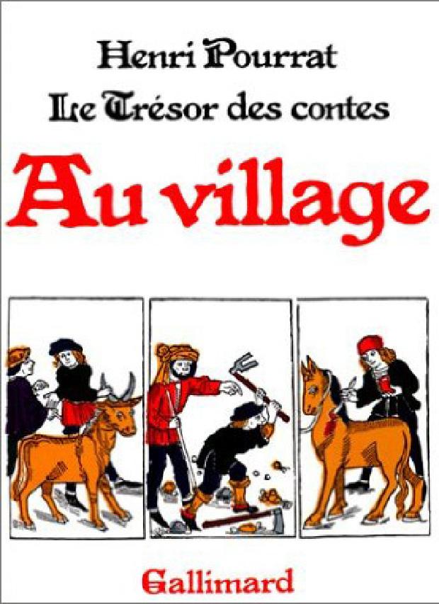 Livre - Au village