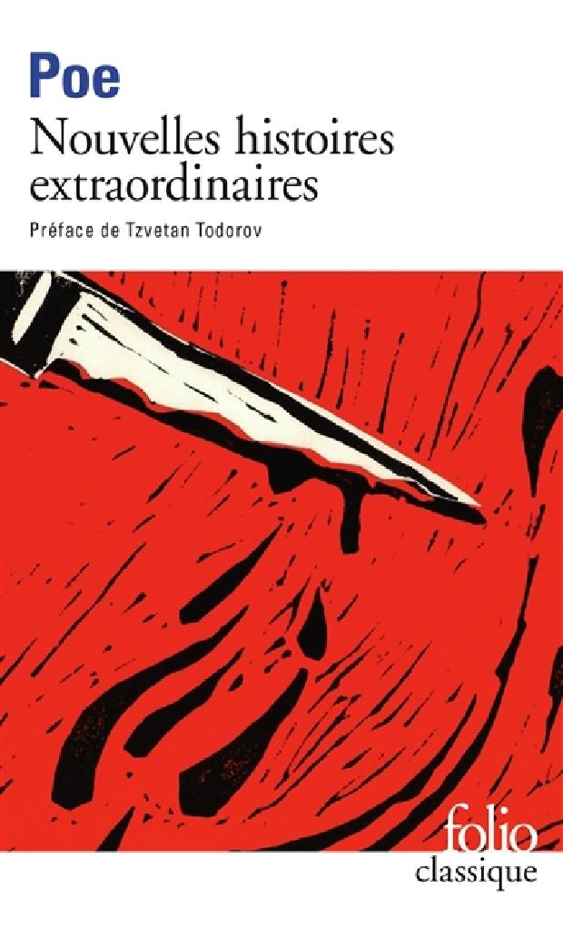 Livre - Nouvelles histoires extraordinaires