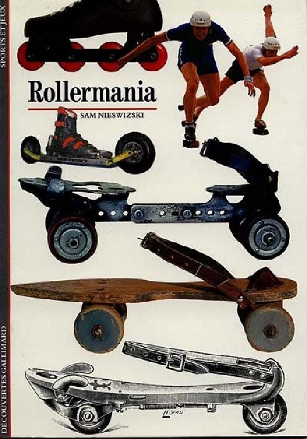 Livre - Rollermania