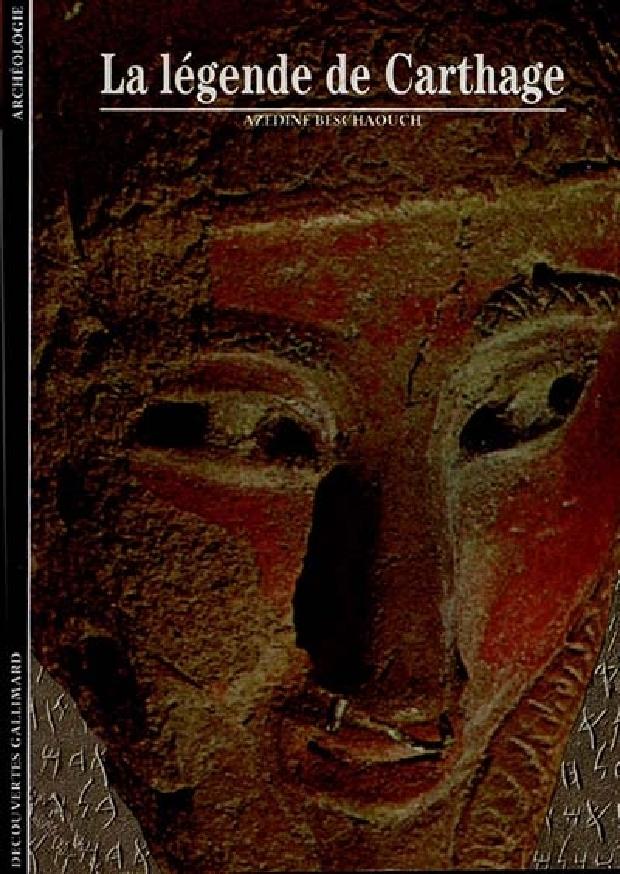 Livre - La légende de Carthage