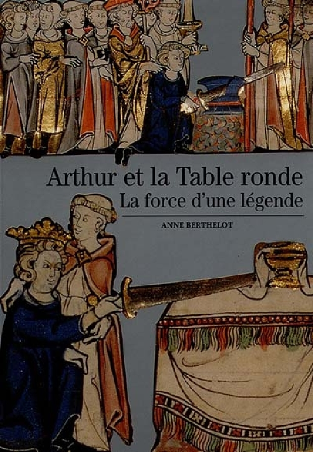 Livre - Arthur et la Table ronde