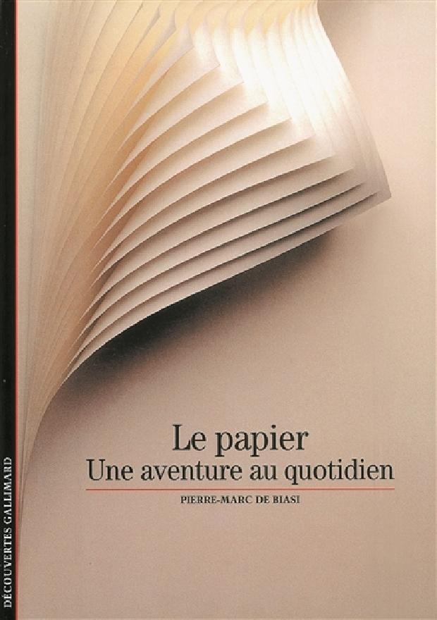 Livre - Le papier