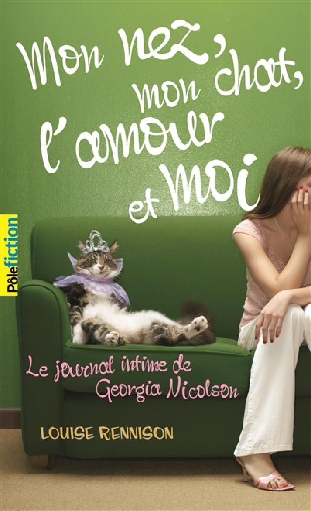Livre - Mon nez, mon chat, l'amour et moi