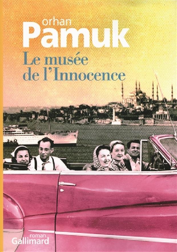 Livre - Le musée de l'innocence