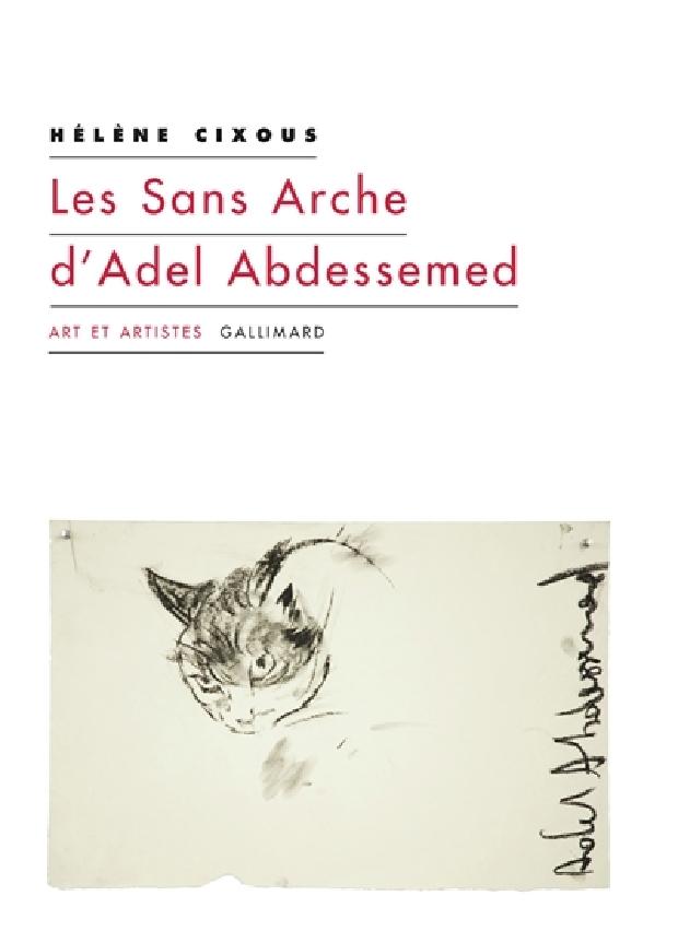 Livre - Les sans arche d'Abdel Abdessemed