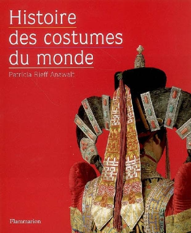 Livre - Histoire des costumes du monde