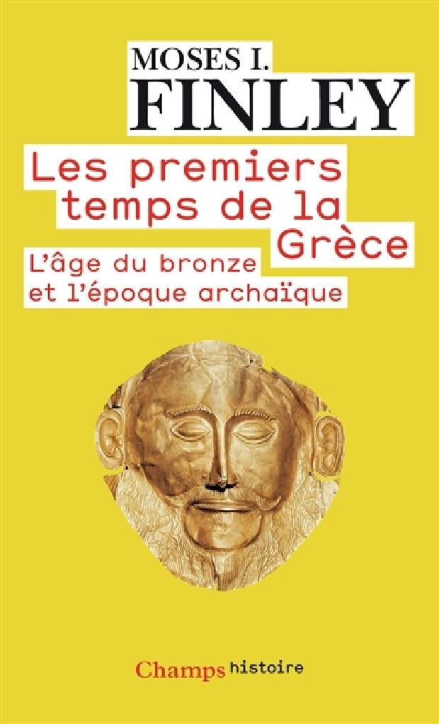 Livre - Les premiers temps de la Grèce