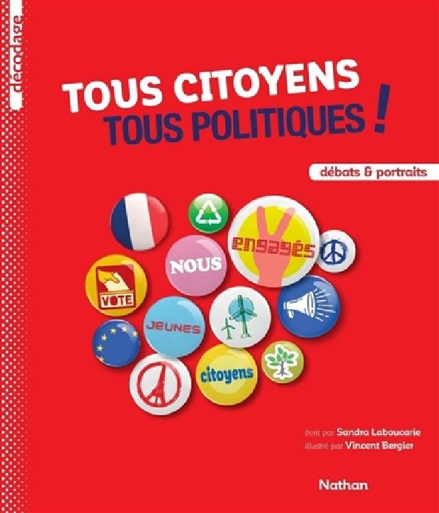 Livre - Tous citoyens, tous politiques !