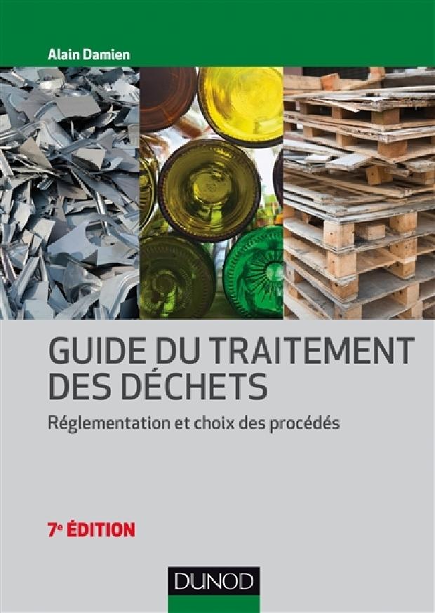 Livre - Guide du traitement des déchets