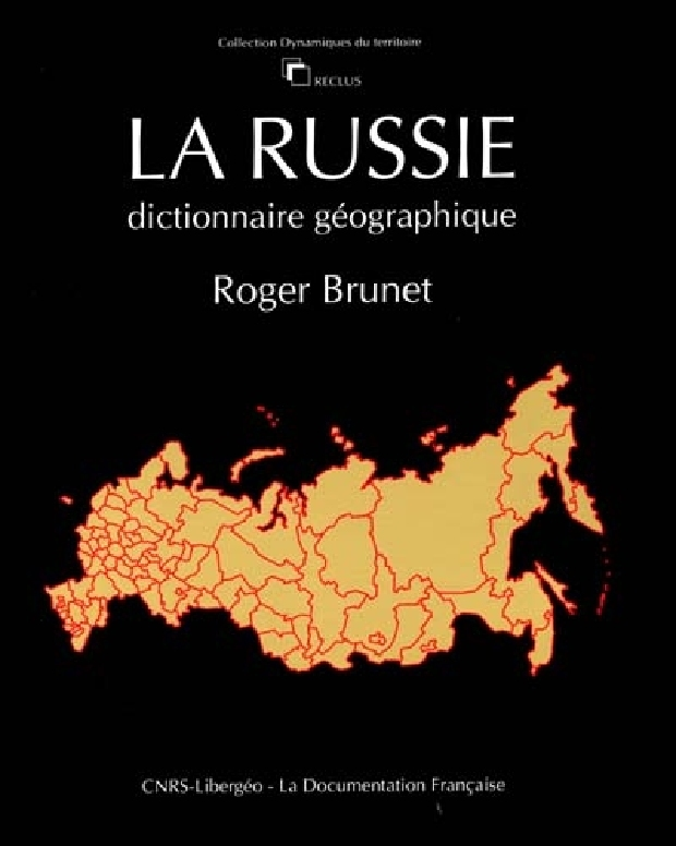 Livre - La Russie