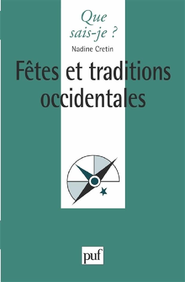 Livre - Fêtes et traditions occidentales