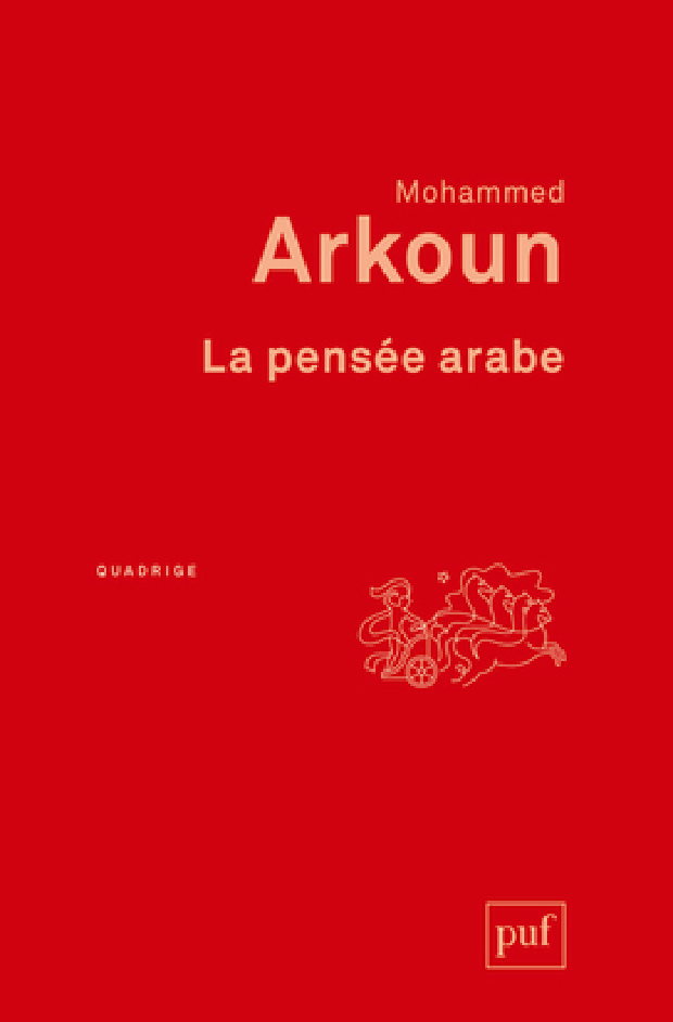 Livre - La pensée arabe