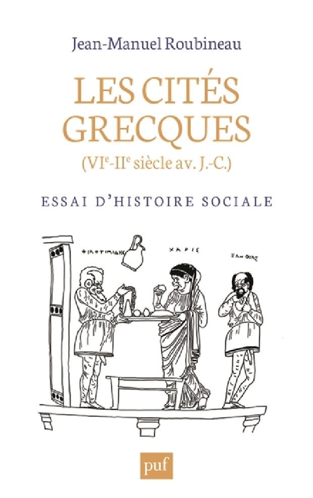 Livre - Les cités grecques, VIe-IIe siècles avant J.-C.