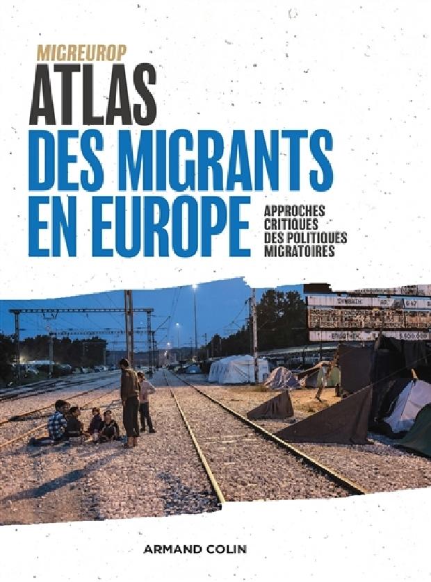 Livre - Atlas des migrants en Europe