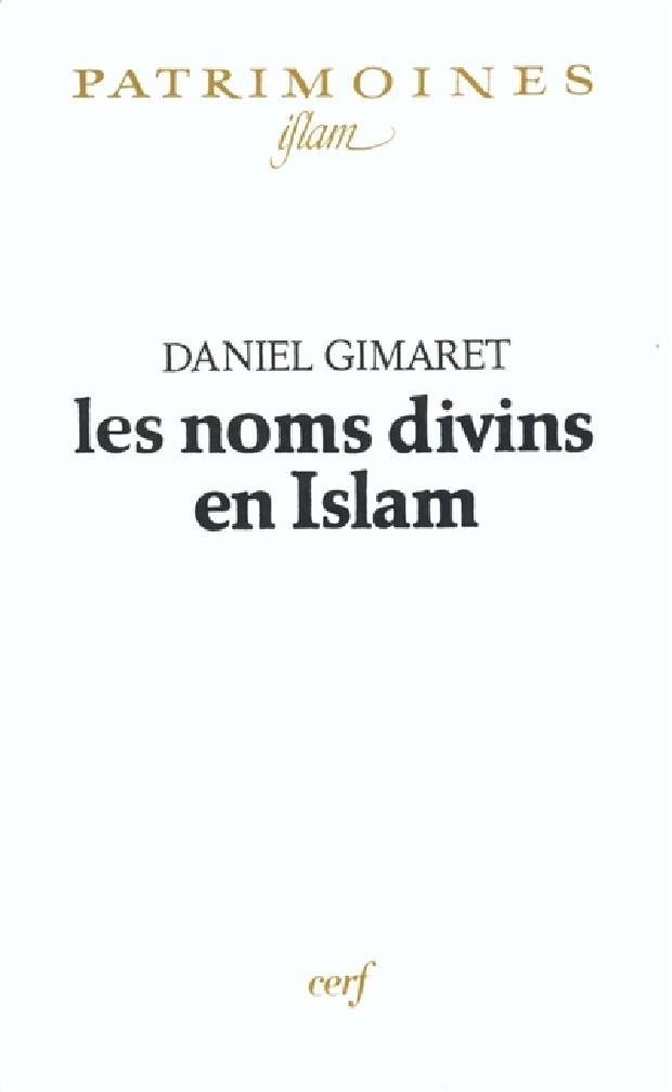 Livre - Les Noms divins en Islam