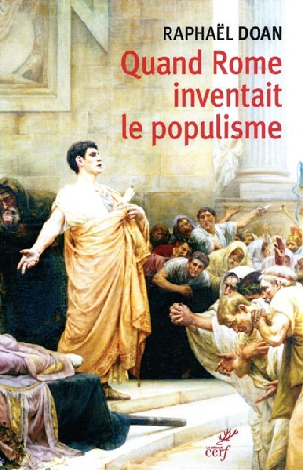 Livre - Quand Rome inventait le populisme