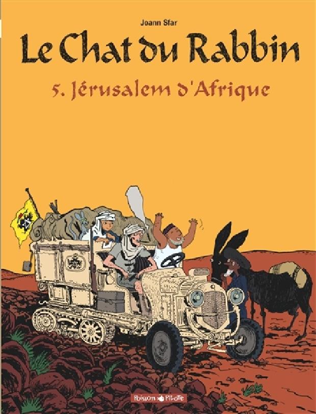 Livre - Jérusalem d'Afrique
