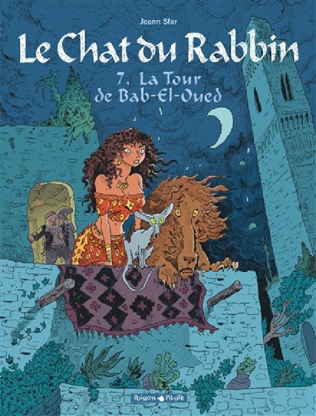 Livre - La tour de Bab-el-Oued