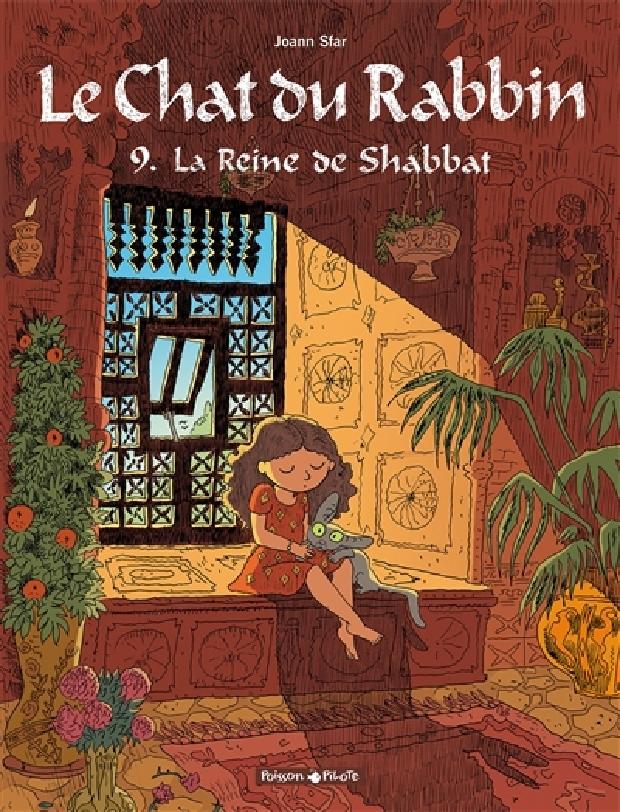 Livre - La reine de shabbat