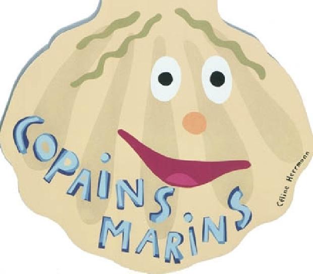 Livre - Copains marins