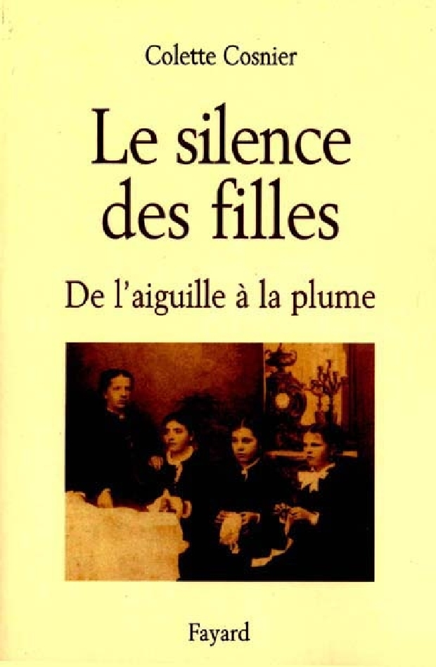 Livre - Le silence des filles