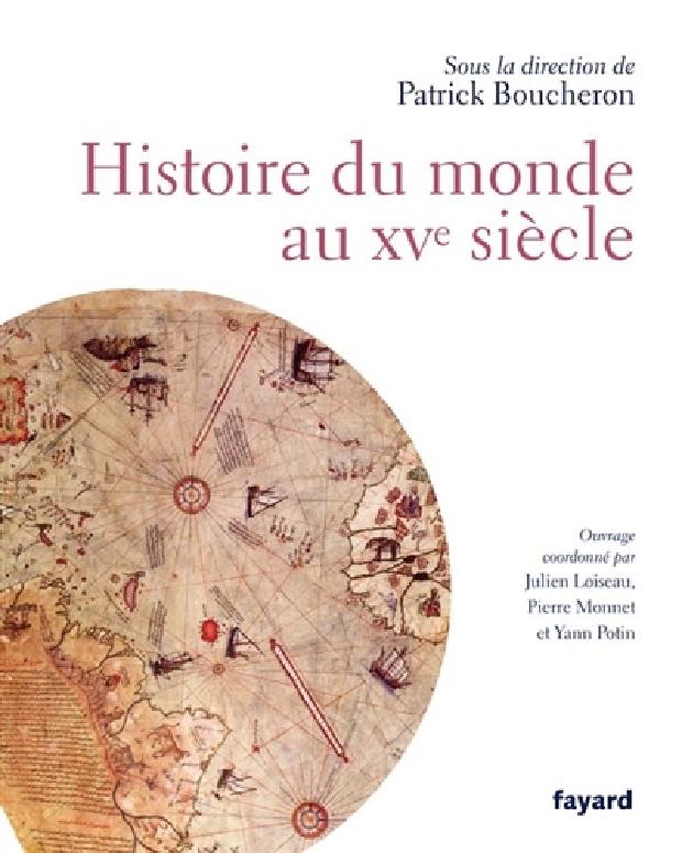 Livre - Histoire du monde au XVe siècle