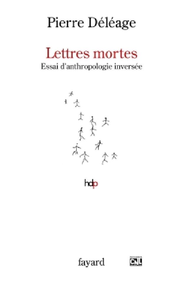 Livre - Lettres mortes