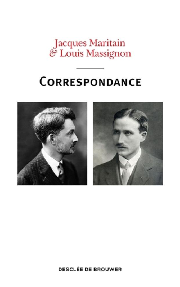 Livre - Correspondance