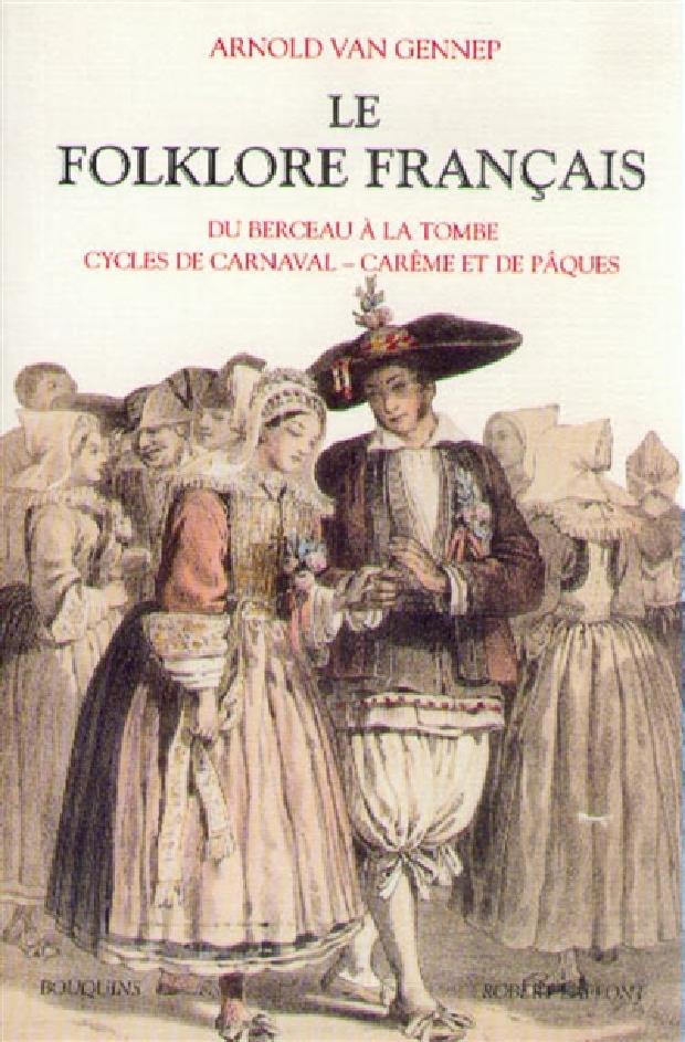 Livre - Le folklore français