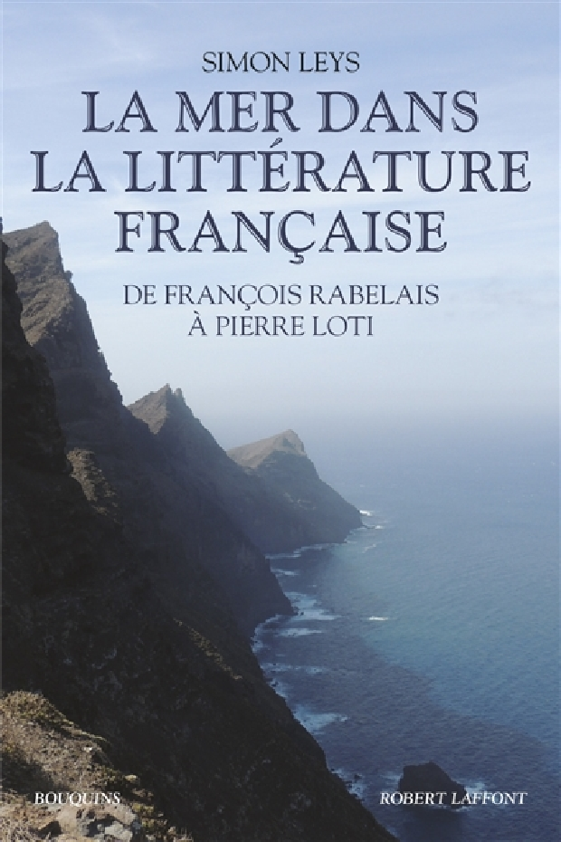 Livre - La mer dans la littérature française