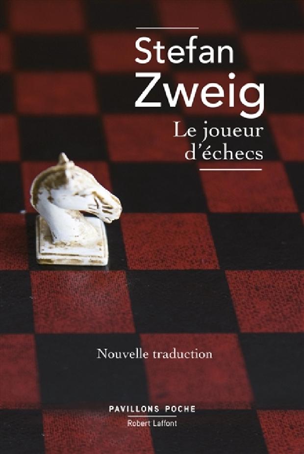 Livre - Le joueur d'échecs