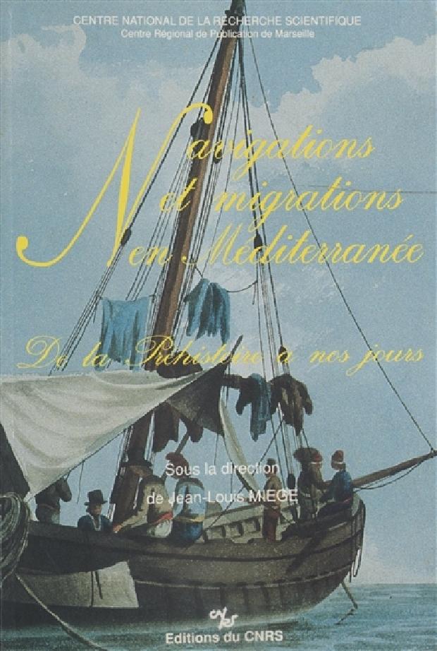 Livre - Navigation et migrations en Méditerranée