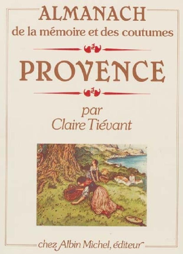 Livre - Provence