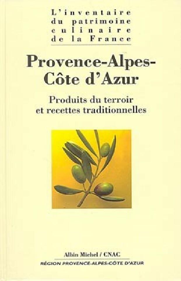 Livre - Provence-Alpes-Côte d'Azur