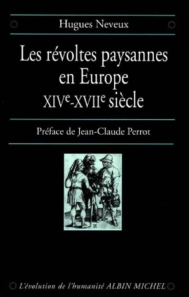 Livre - Les révoltes paysannes en Europe