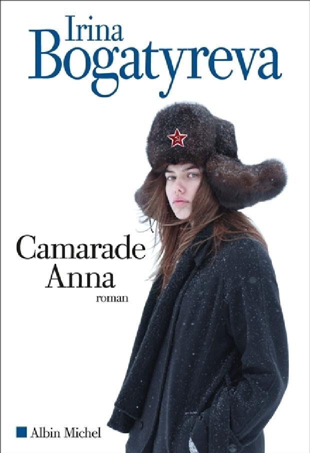 Livre - Camarade Anna
