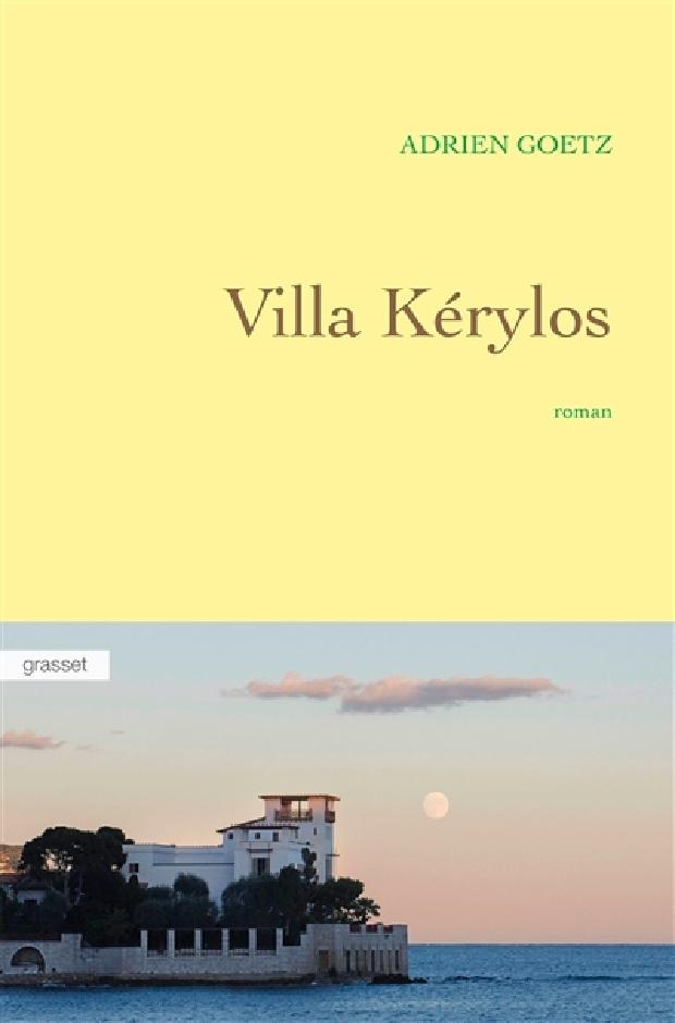 Livre - Villa Kérylos