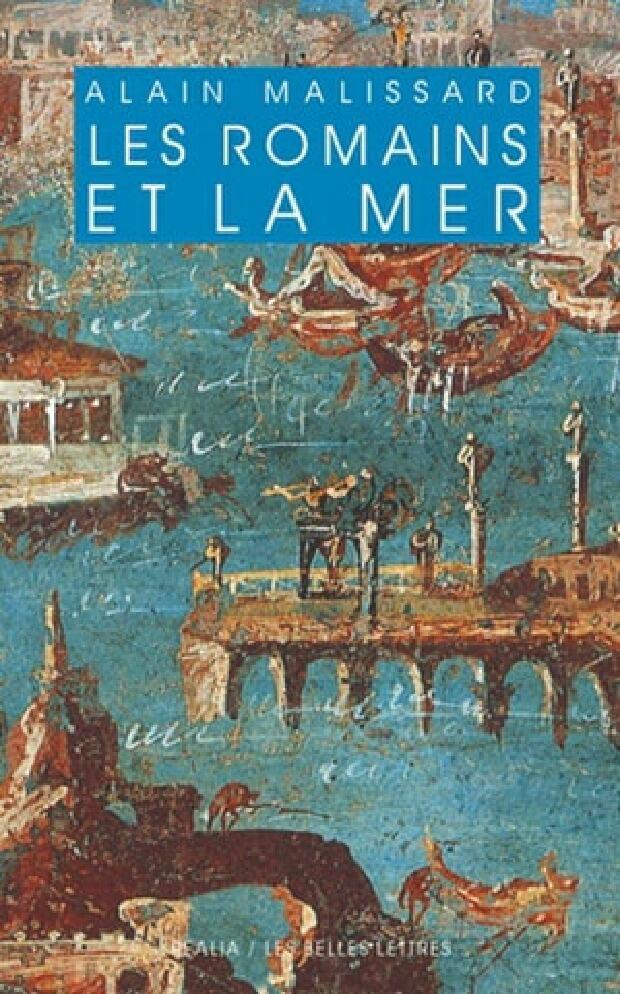 Livre - Les Romains et la mer