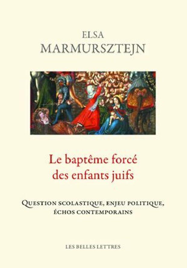 Livre - Le baptême forcé des enfants juifs