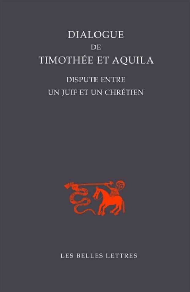 Livre - Dialogue de Timothée et Aquila