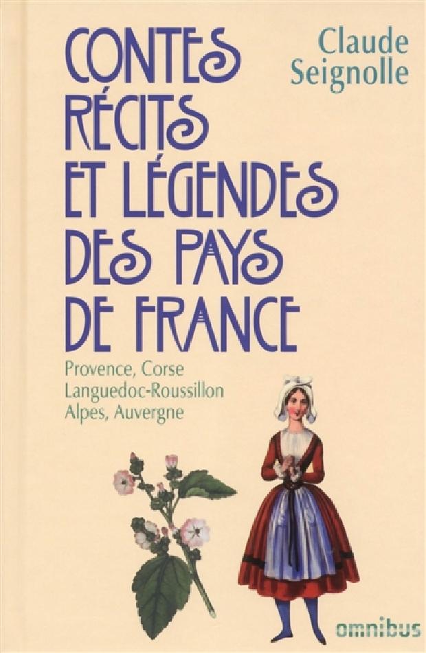 Livre - Provence, Corse, Languedoc-Roussillon, Alpes, Auvergne