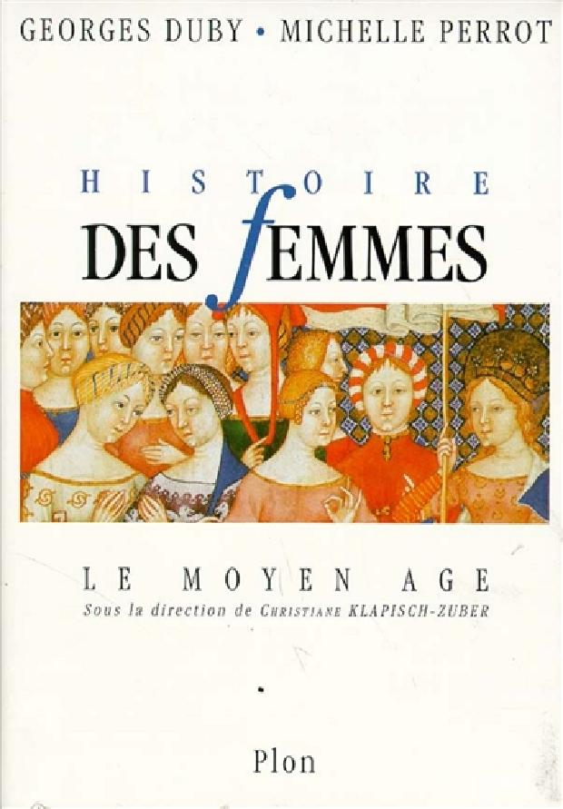 Livre - Le Moyen Âge